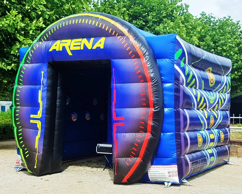 Interactive Arene mieten in Worms